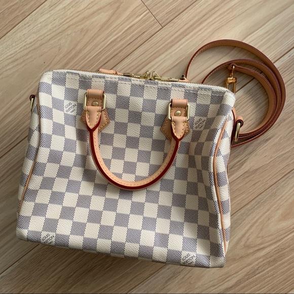 Louis Vuitton Handbags - Louis Vuitton speedy bandouliere 25